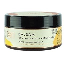 Balsam do ciała mango - mandarynka Nature Queen 200ml
