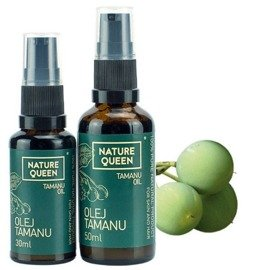 Olej tamanu Nature Queen 30ml